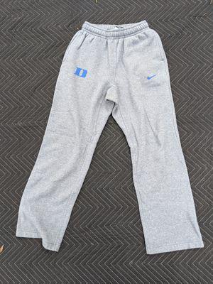 Duke Nike sweatpants Small for Sale in Durham, NC