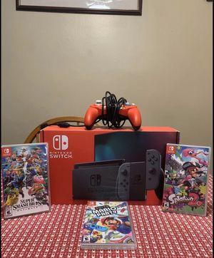 Nintendo switch console for Sale in Wilmington, DE