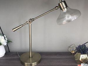 Gold lamp for Sale in Derby, KS