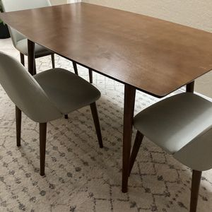 Midcentury Modern Dining Table for Sale in Bonita, CA