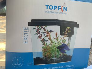 Brand new top fin aquarium for Sale in Industry, CA
