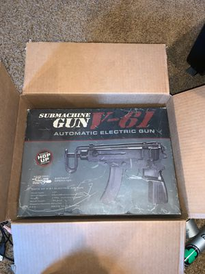 Electric Airsoft nerf gun for Sale in Scottsdale, AZ