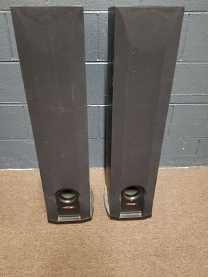 Polk audio stands speakers r 30 for Sale in Franklin Park, IL