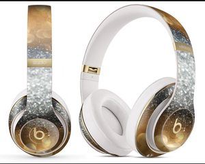 Brand New Custom skinned beats studio 3 wireless for Sale in Bristow, VA