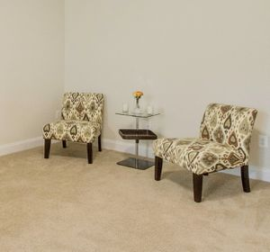 2 Slipper Chairs and End Tables for Sale in Annapolis, MD