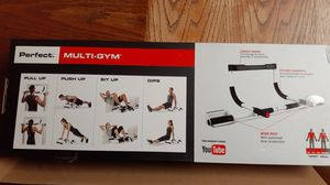 Perfect Multi-GYM Pullup Bar for Sale in Grove City, OH