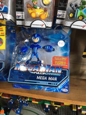 Mega Man toys $25 each for Sale in La Habra, CA