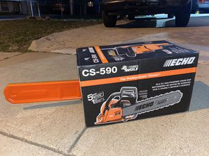 Echo Chainsaw for Sale in Silver Spring, MD