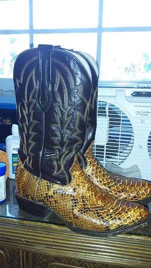 Genuine Python Boots for Sale in Punta Gorda, FL