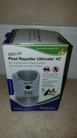 Pest repelled Ultimate AT for Sale in Tacoma, WA