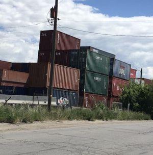 20' SD WWT Connex Boxes for Sale in Peoria, IL
