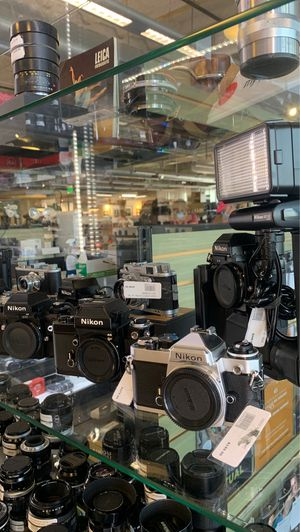 Used film cameras for Sale in Austin, TX