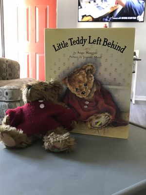 Book with bear for Sale in Irmo, SC