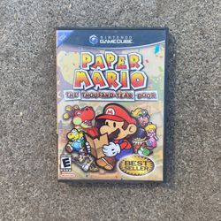Paper Mario for Sale in Sunnyvale,  CA