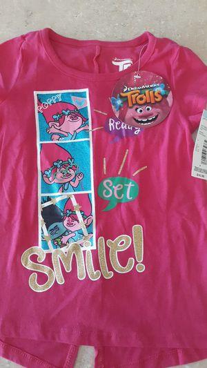 4t trolls shirt for Sale in Hemet, CA