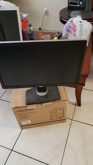 Dell monitor for Sale in Miami, FL