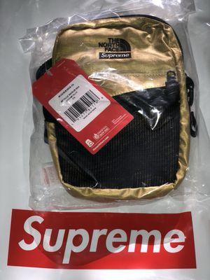 Supreme North Face Shoulder Bag for Sale in Miami, FL