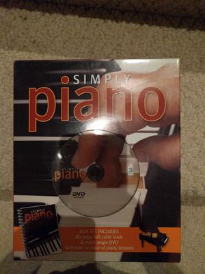 Simply Piano box set for Sale in San Diego, CA
