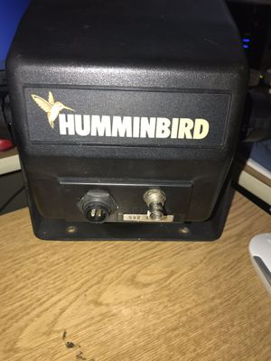 Hummingbird Fish Finder Flasher. Un- tested for Sale in Charleston, WV