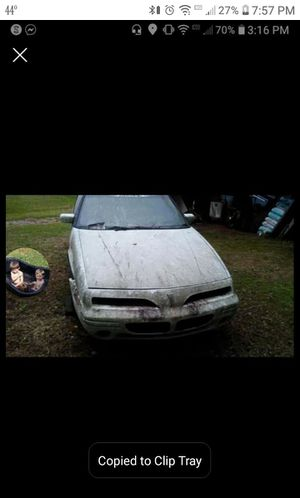 Pontiac Grand pre SE 2 door for Sale in Central, SC