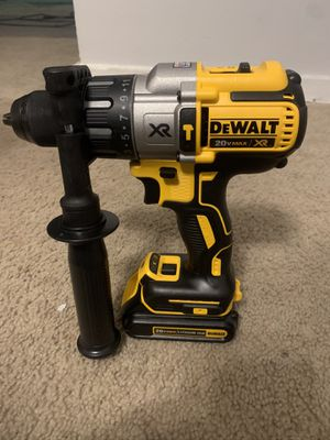 New dewalt drill XR hammer for Sale in Silver Spring, MD