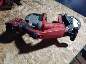 Milwaukee countless 18 V Lithium ion for Sale in San Antonio, TX