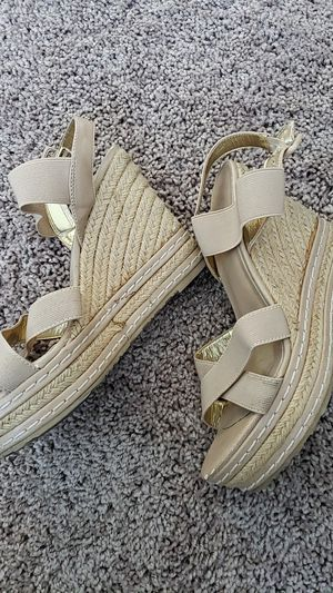 Beige Wedges for Sale in Sacramento, CA