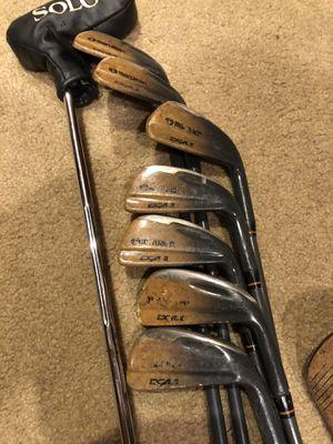 Rare golf club set for Sale in Dallas, TX