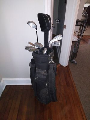 Left-handed golf clubs for Sale in Lynchburg, VA