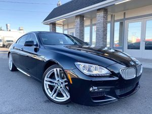 2013 BMW 6 Series for Sale in Tacoma, WA