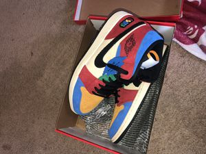 Air Jordan 1 mid ( exclusive) size 11.5 for Sale in Corona, CA