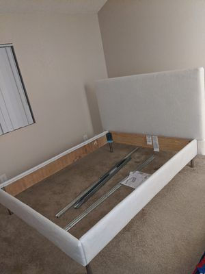 GODFJORD Ikea Queen Size Bedframe for Sale in Santa Maria, CA