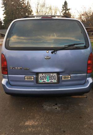 Nissan quest van for Sale in Hillsboro, OR