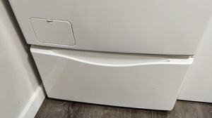 Kenmore Washer/Dryer Pedestal for Sale in Seattle, WA