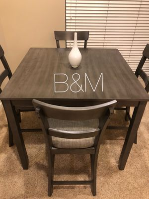 Brand new solid wood dining set for Sale in Houston, TX