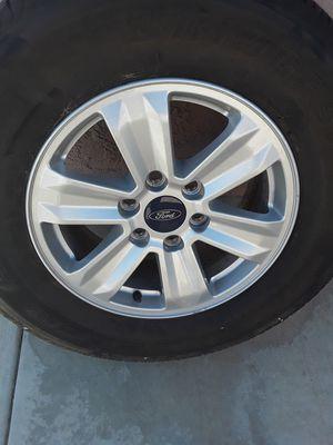 "17""Rines y Llantas Ford f.150 for Sale in Bloomington, CA"