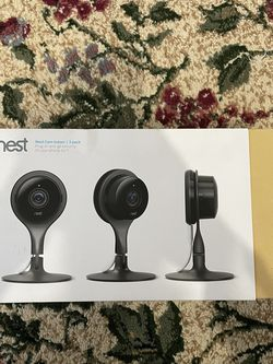 Nest Cam Indoor | 3 Pack for Sale in Irving,  TX