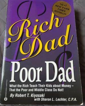 Rich dad poor dad for Sale in Brooklyn, NY