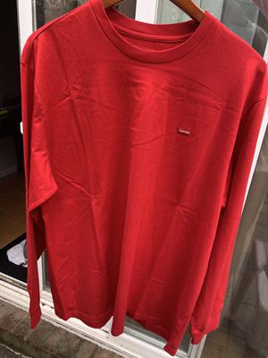 Supreme Small Box Long Sleeve sz Large for Sale in Gaithersburg, MD