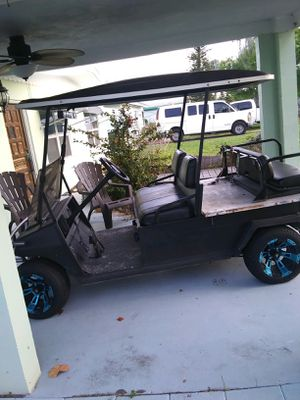 Gas Golf Cart for Sale in Fort Pierce, FL