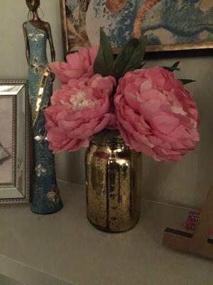 Flowers in a jar for Sale in Atlanta, GA