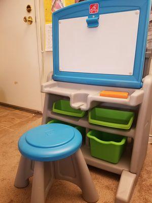 Step 2 Kids Whiteboard Desk for Sale in La Mesa, CA
