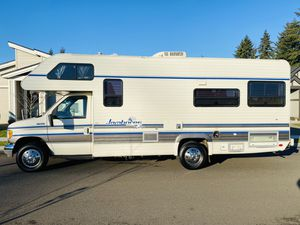 1993 jamboree Fleetwood 22 foot cause low miles 20,000 for Sale in Vancouver, WA