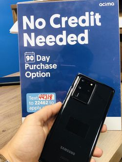 Samsung S20 Ultra 5g for Sale in Dallas,  TX