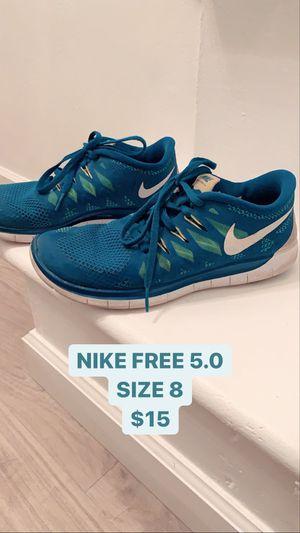 Women's Nike Free shoe (size 8) for Sale in Diamond Bar, CA