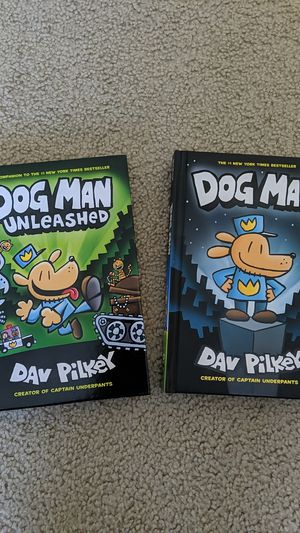 Dog Man books for Sale in Pleasanton, CA