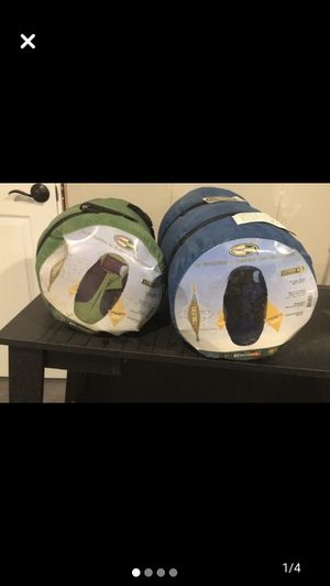 Sleeping bags set of 2 for Sale in Yardley, PA