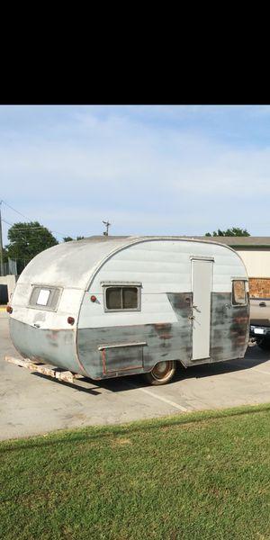 Vintage 1955 shasta camper for Sale in Fort Worth, TX