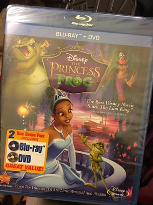 Princess and the Frog for Sale in Monterey Park, CA