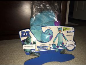 Monsters University Sully Costume for Sale in Pittsburgh, PA